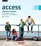 English G Access - Allgemeine Ausgabe / Baden-Württemberg: Band 2: 6. Schuljahr - Fördern & Fordern: Fördermaterialien mit Audio und Lösungen auf CD ... auf drei Levels und Lernlandkarten