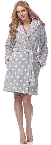 Merry Style Bata Ropa Casa Lenceria Mujer MSFX983
