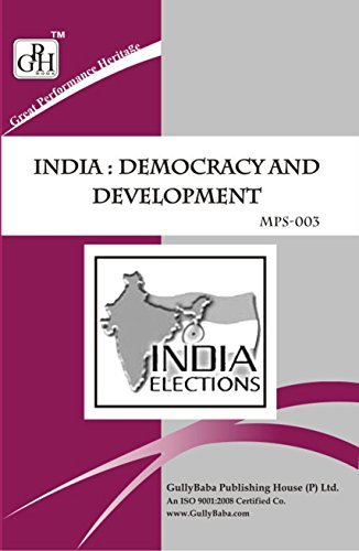 MPS-003 India : Democracy And Development