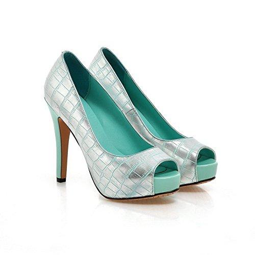 Adee , Sandales pour femme Vert clair