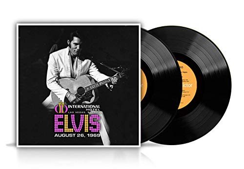 Vegas Vinyl (Live at the International Hotel,Las Vegas,Nv Aug [Vinyl LP])