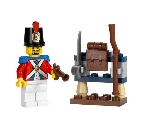 Lego Pirati 8396 Soldato