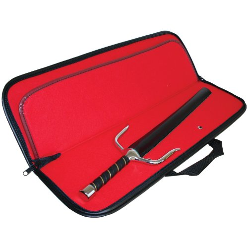 DEPICE Training Weapon w-sat Sai Case Black