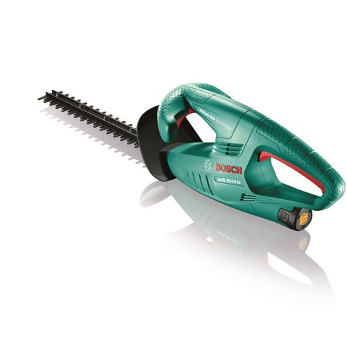 Bosch AHS 35-15 LI Cordless Lithium Ion Hedgecutter Featuring Syneon Chip  (1 x 10.8 V Battery, 2.0 Ah)