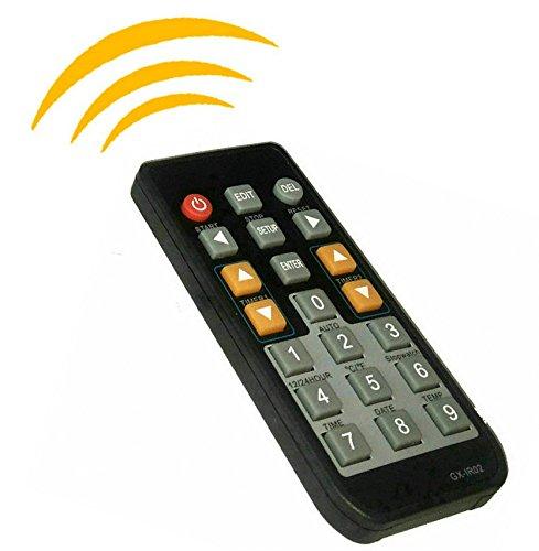 GANXIN Fernbedienung Controller für Intervall Timer und Countdown Uhren, gx-ir02