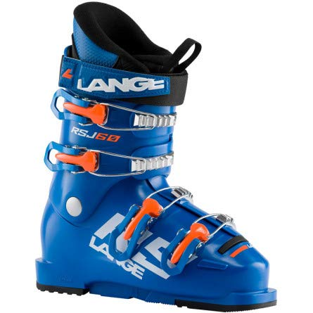 Lange - Chaussures De Ski Rsj 60 Enfant Bleu - Garçon - Taille 24.5 - Bleu