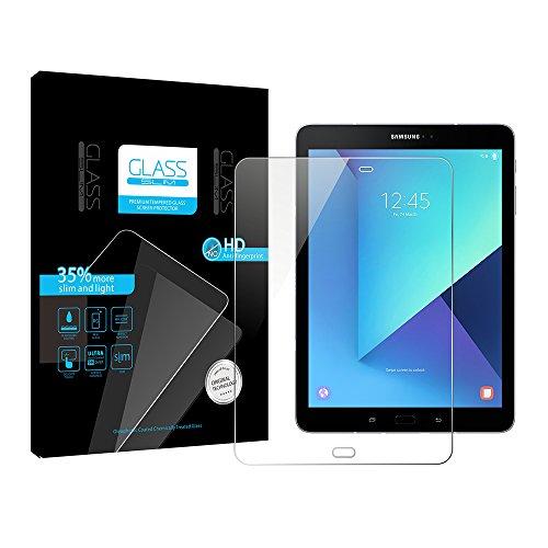 Samsung Galaxy Tab S3 Panzerglas, Acelive Gehärtetem Glas Panzerfolie Schutzfolie Displayschutzfolie Folie für Samsung Galaxy Tab S3 (9,68 Zoll) T820 T825