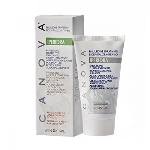 Canova Iperidra Emulsione Viso Biorivitalizzante 50ml