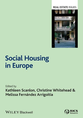 Social Housing in Europe (Real Estate Issues)