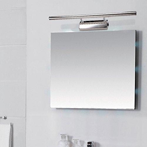 Finether Lampada Bagno Specchio Luce LED per Specchio (7W, Bianco)