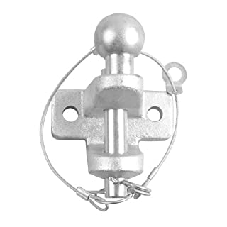 APT Towing Hitch Ball/Jaw Dual