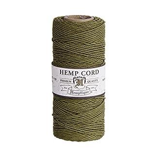 Hemptique Hemp Cord Spool Sage