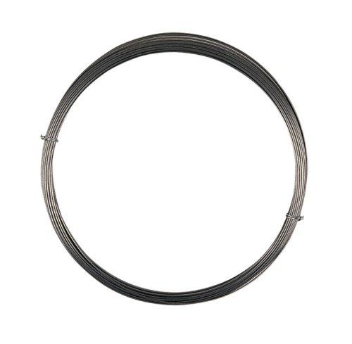 krawel 2361 K0.8 fil d'acier, 0,80 mm, 100 g