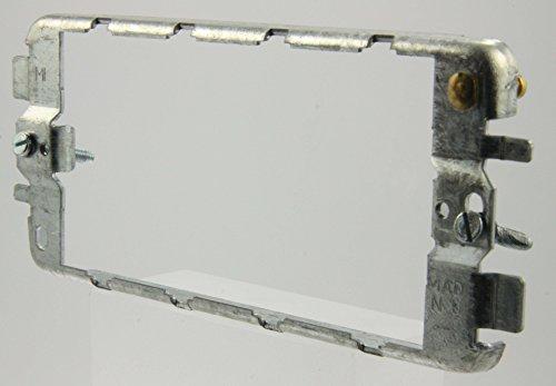 MK K3704 4 Module Grid Mounting Frame by MK Grid Plus