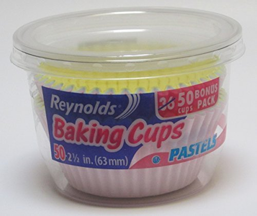 Reynolds Baking Cups 50ct by Reynolds Reynolds Baking Cups