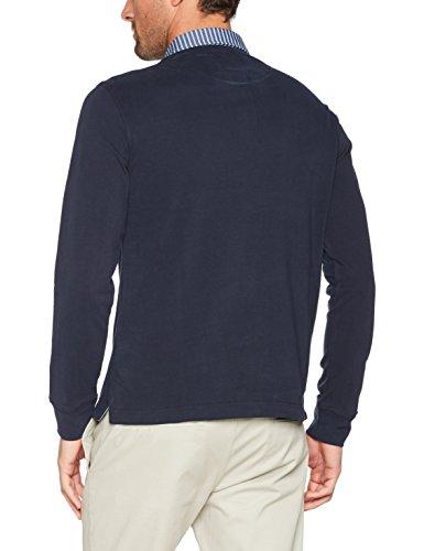 Harmont & Blaine Herren Poloshirt Vietri Blu (Blu Navy)