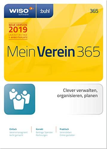 WISO Mein Verein 365 (2019) | 2019 | PC | PC Aktivierungscode per Email