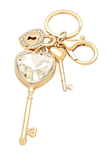 Rosemarie Kollektionen Frauen 'S LOVE Thema Schlüsselanhänger Handtasche Anhänger