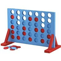 Large Giant 4 In A Row Foam Garden Game