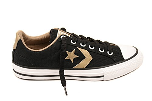 Converse Junior Star Player 651840C Sneakers Black/Sandy UK...