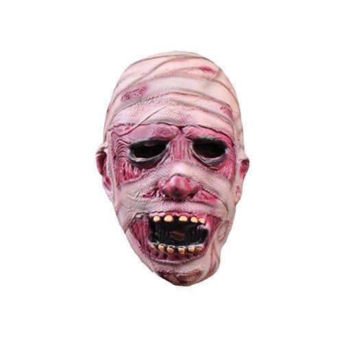 JUNGEN Halloween Maske Party Dekoration Artikel Super Terrorist Zombie Kopf Mama Zombie Masken Halloween spielzeug (Kostüm Party Gewinner)