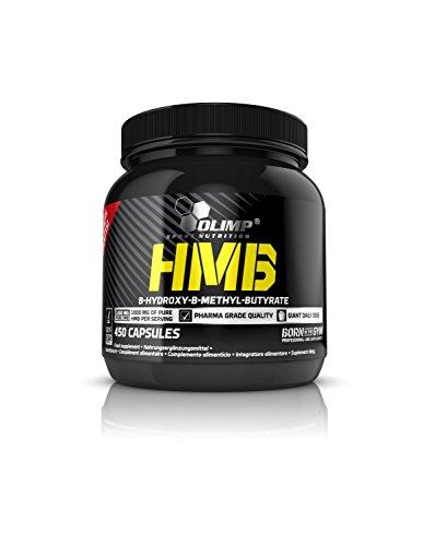 Olimp HMB – Pack of 450 Capsules