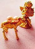 Eternal Classic Collections fait à la main 12-13mm Super Large Rose boucles d'oreilles perle d'eau douce en argent Sterling