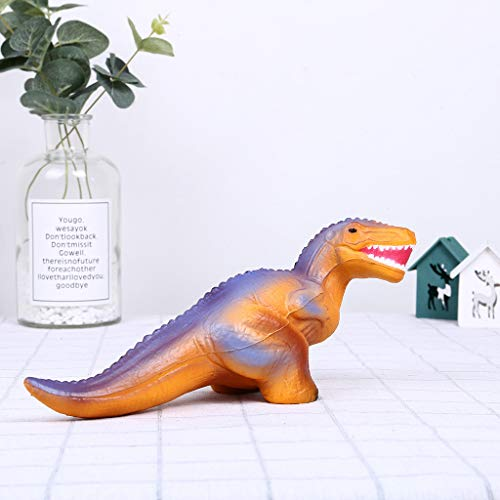 hahuha  Zoo World Realistische Dinosaurierfigur Slow Rising Collection Stress Reliever Toy - Herz-stress Reliever