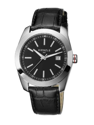 Kienzle Men's Quartz Watch K3011013011-00002 with Leather Strap