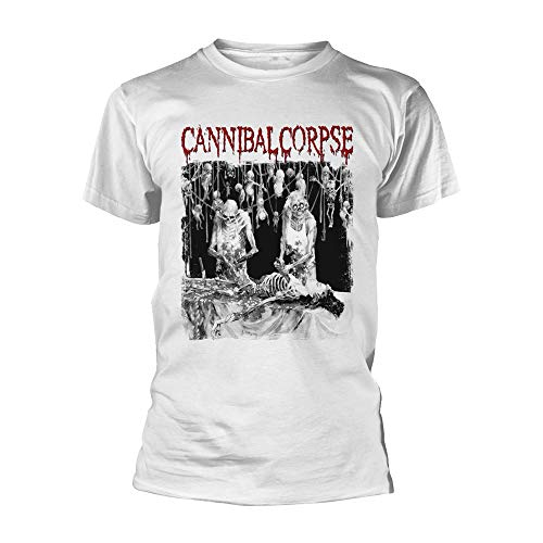 Cannibal Corpse Butchered at Birth T-Shirt L (Corpse-t-shirt Cannibal)