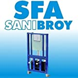SFA Sanibroy SANICOMBI Hebeanlage Vorwandmontage