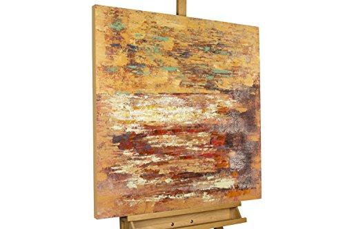 Kunstloft cuadro acrílico 'Una vida juntos' 80x80cm