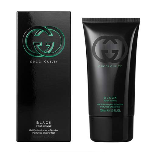 Gucci Guilty Black pour Homme, Duschgel, 150 g -