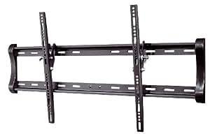 Vivanco WT 6365 Universelle TV Wandhalterung 94 cm (37 Zoll) - 160cm (63 Zoll) (65 kg neigbar) schwarz