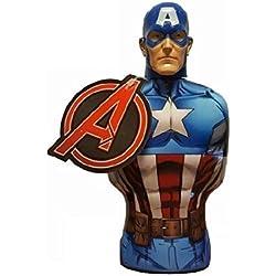 Avengers - Marvel Gel de ducha Capitán América - 350 ml