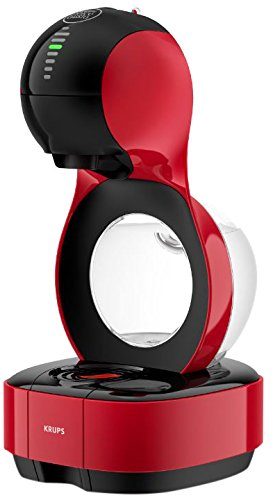nescaf dolce gusto krups lumio automatic coffee machine red buy online in uae kitchen. Black Bedroom Furniture Sets. Home Design Ideas