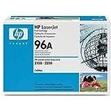 C4096A HP Toner Cartridge 96A Schwarz HP 96A 5000 Seiten für Laserjet 2100/2200.