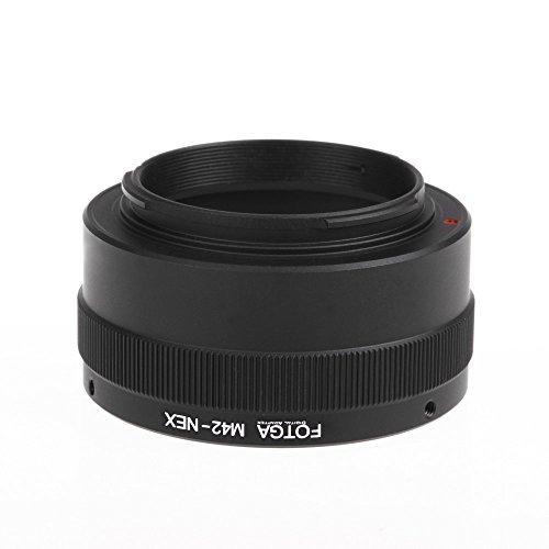 Andoer Fotga M42 Adapter-Ring für Sony NEX E-Mount NEX NEX 3 NEX5N NEX5t A7 A6000 Test