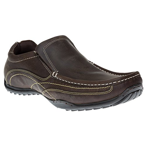 Red Tape , Mocassins pour homme Marron marron Marron - marron