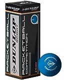 Dunlop 3x Blauer Punkt Racketball 2013 Version