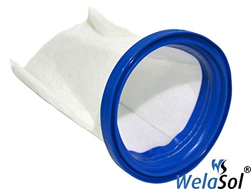 WelaSol® Filter Pool Blaster Max fein Fleece