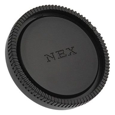 Galleria fotografica Fotodiox fotocamera tappo corpo per Sony NEX/Fotodiox Replacement Camera Body Cap For Sony E-Mount NEX Mirrorless Cameras