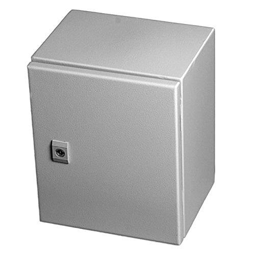 Metallgehäuse für z.B. Schaltschrank 300x400x150mm (BxHxT)