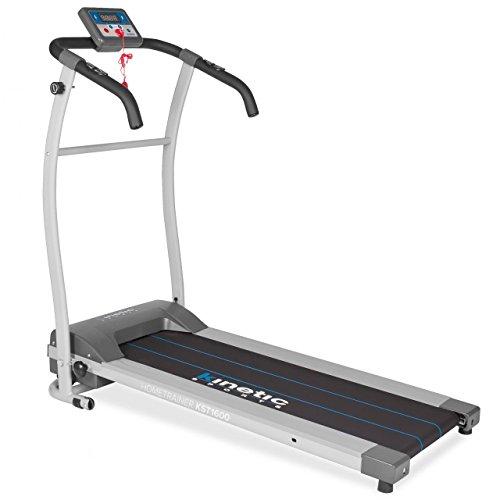 Kinetic Sports Laufband mit Trainingscomputer, Zusammenklappbar Abbildung 2