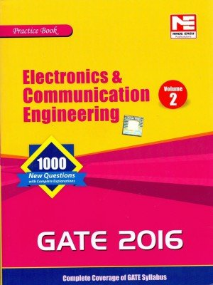 GATE Practice book 2016: Electronics and Communication Engg. - Vol. 2