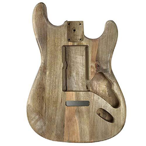 REFURBISHHOUSE Accesorios Para Guitarra Eléctrica De Tipo Madera Material De Barril De...