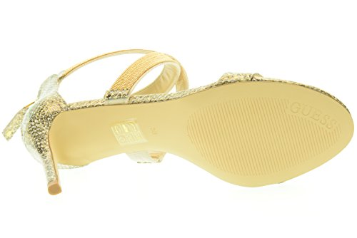 GUESS femme FLCA22LEP03 sandales Pitone-Oro