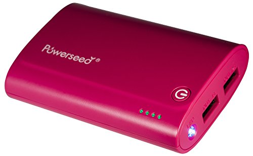 Galleria fotografica POWERSEED Carica Batteria PS-7200 mAh - Tank PURPLE