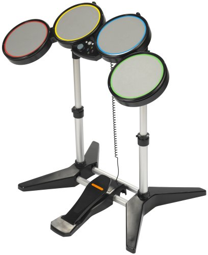 Rock Band Drum Set - Playstation 2/Playstation 3 by BD&A (Playstation-drum-set)