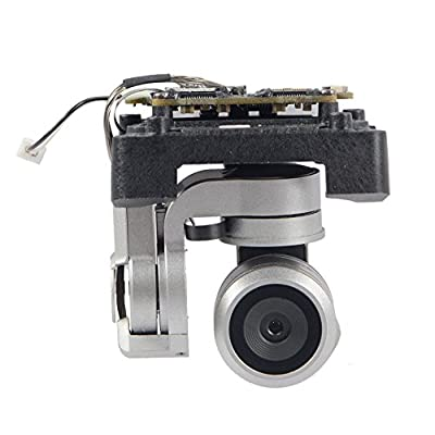 Enlux Gimbal Camera - Mavic Pro Original DJI Official 4K 1080p Brushless Gimbal Camera for Quadcopter Drone Spare Parts from Enlux